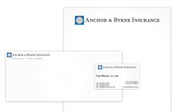 Anchor & Byrne Insurance: Corporate Image