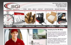 SGI Delivery Solutions