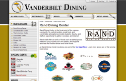 Vanderbilt Dining